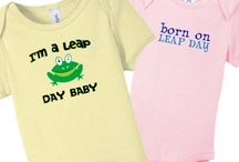 Leap Day Baby! / by WaterWipes USA