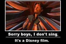 Disney / by Alyssa Chandonnet