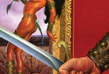 Movie / Jhon Carter / Dejah Thoris / by Gerson Lopez