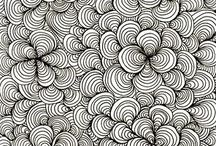 Zendoodles / by Dora Ficher Art