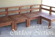 DIY Patio / by Kristen Busch