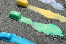 Summer / Summer crafts and activities for preschoolers / by Eugene's Parent-Child Preschool