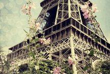 places i love / by Rocio Perez