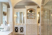 Master Bathroom and Closet / by Fantasydreamer