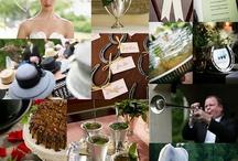 Matt & Renne 4.27.14 // derby inspired wedding / by Sun & Sparrow Photography