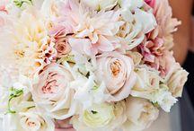 wedding flowers / by Pam Van Kurin