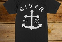"""The Giver Shirt / 60% of profits from the purchase of The Giver Shirt goes to one of many charities to choose from.  """"We make a living by what we get, we make a life by what we give."""" – Sir Winston Churchill~   Dear Friends (fellow Givers), We are so excited for the dream of The Giver Shirt to become a reality and can't wait to see where the journey takes us. Thank you for taking the time to check us out! / by Shannon Parker Kernahan"""