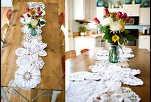 Doily Crafts / by Zombie Leah