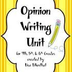 5th Grade Writing / by Michelle Grant