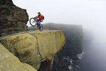 Mountain Biking / by Jaime Kuehnel
