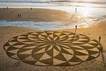 Sand Drawings / by Gustavo Dalmasso