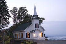 Churches / by Cathy Z. Peek