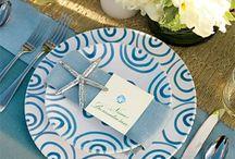 Wedding: something blue / by Ellen Bartlett (Cakes to Remember)
