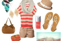 Summer and Spring Outfits / by Olivia Toledo