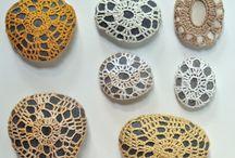 crocheted rocks / by Chryl Kaisler