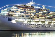 Costa Fascinosa / La nuova ammiraglia in casa Costa Crociere: la Costa Fascinosa. New cruise ship from Costa Cruises. / by Passione Crociere