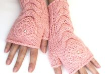 knit accessories / by closeknit sally Palin