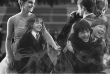 All Bout Harry Potter / by Jen Wells