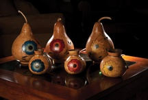 "Our ""All Season"" Gourds  / Handcrafted gourds made in Carlisle, Pennsylvania  / by Meadowbrooke Gourds"