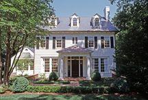 houses I love / by Charlene Eaton