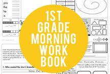 First Grade ❤️ / by Nina K