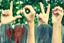 ASL & Deaf Culture / by Janet Cotto