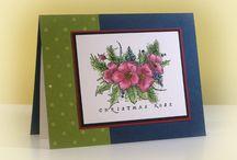 Cards Christmas SU Christmas Cardinal / by Soni Larson