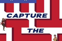 Capture the Flag Resources / by Kate Messner