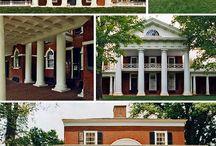 Charlottesville Virginia Love / Charlottesville, Virginia / by Jule Romick
