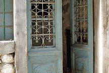 Doorways / by Vintage Linens