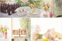 Party ideas  / by Lindsay Mae