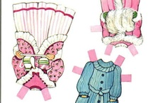 PAPER DOLLS / by Maxi Duvall