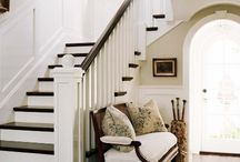 Foyer & Stairs / by Nick White