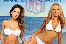 Hottest NFL Cheerleaders / by CalvinAyre.com