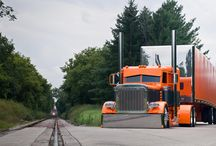 big trucks / by Stacey Green