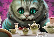 Alice in Wonderland: Tim Burton / Un bon film, même si je préfère la version Nick Wiling, plus originale ! / by claire belgato