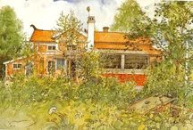 Carl Larsson / by Julie-Ann Neywick