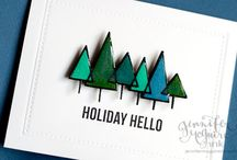 Handmade Cards & Crafts / Handmade cards and crafts / by Jennifer McGuire