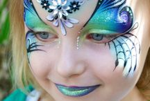 Face painting fun / by Tiffany Burgess