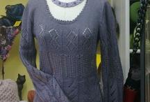 Knit & crochet / by Chiara
