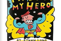 Father's Day - My Dad My Hero - Personalized Kids Book / My Dad, My Hero is the perfect personalized gift for Father's Day! Show your dad that even though he is not a superhero, he's really super and he is definitely YOUR hero. http://bit.ly/YHKGKW / by Put Me In The Story