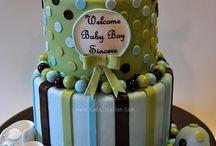 cakes / by Kerri Ayres