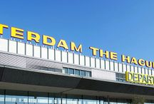 Rotterdam The Hague Airport / by Airport Hotel Rotterdam