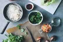 delicious asian flavours / by Sam Linsell | Drizzle and Dip