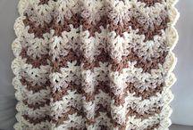 Crochet Afghans / by Terri Walls