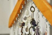 Jewelry storage ideas / by Shelomita