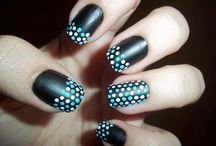 nails / by Elaine Fernandez