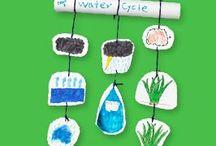 Teaching Science: Hydrology / Water World / by Paula Craft Dye