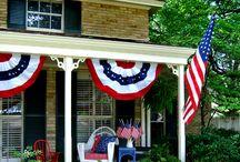 God Bless America / by Patti Price-Meier