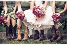 Rustic Weddings / Rustic wedding ideas / by Lisa Safford